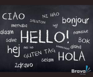 être bilingue